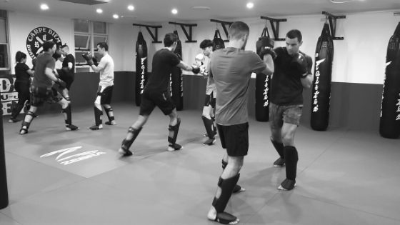 The duality of the perfect punch – striking martial arts